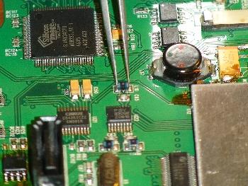 NAS repair