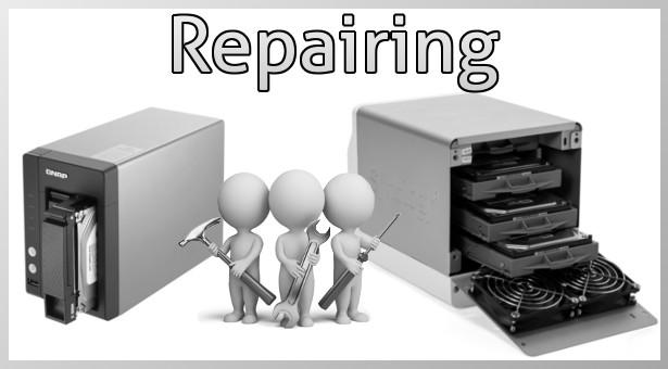 NAS: Repairing